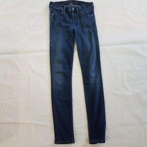 CITIZENS Of HUMANITY Avedon Slick Skinny Leg Jeans